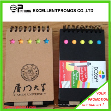 Cheap Custom Promotional Recycled Notebook with Pen (EP-B55512)