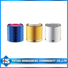 Hy-Q03b 24mm Aluminium-Kunststoff-Push-Press-Flaschenkappe