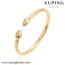 51673 China factory hot sale metal bangle simply models gold filled bangle