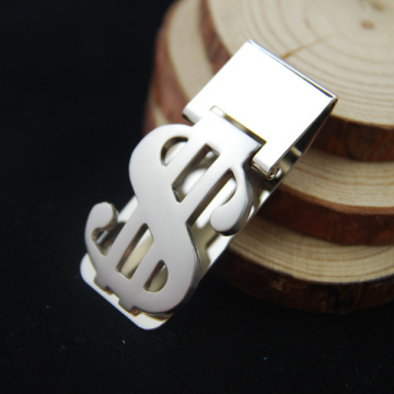 Mens Fashion Style Bijoux Dollar Design Pince à billets