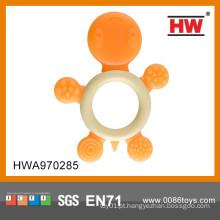 Atraente Lovely Mini Silicone Baby Teething Toy