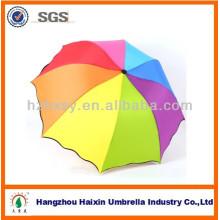 3 Falten Farbe ändern Regenschirm