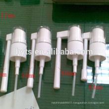 different size plastic nasal sprayer