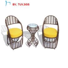 2016 Rattan Coffee Table Chair with Cushion