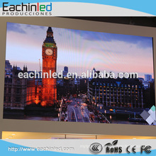 P2 indoor HD SMD full color advertising and rental hanging led display screen
