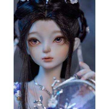 BJD Twinflower Bu Zhi Girl 42.5cm Jointed Doll