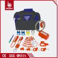 Kit de bloqueio de segurança departamental e de grupo BD-Z13, saco de combinação de isolamento elétrico