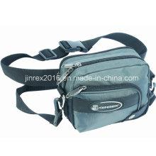 Sports Running Cycling Security Pocket Bag Belt Traveling Waist Bag-Sb9b06
