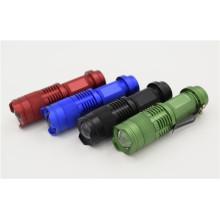 High Power Clip Mini Zoom Taschenlampe