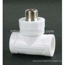 PVC / PPR Wasserversorgung Rohrfitting Form