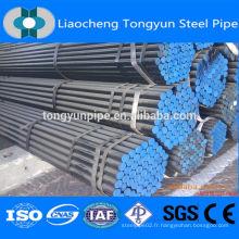 BS en10219 pipe sans soudure
