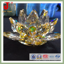 Beautiful Crystal Lotus Flower (JD-CF-308)