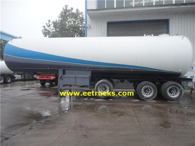 15000 Gallon LPG Transport Trailers