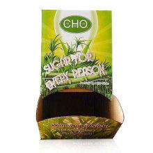 Caja PDQ para barras de azúcar