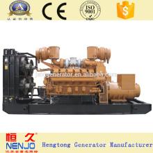 1500 KW marca de fábrica china precio JICHAI H12V190ZLD generador diesel energía eléctrica