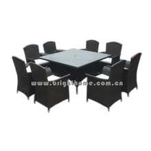Leisure Dining Set Outdoor Wicker Furniture Bg-Mt020