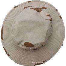 Chapéu de combate do exército no Desert Camo