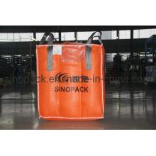 Ton Big Bag FIBC with Top Filling & Discharge Spout