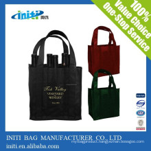 China promotional fashion custom travel bag with water bottle holder