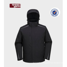 Factory manufacturing workwear waterproof softshell jacket with Hooded