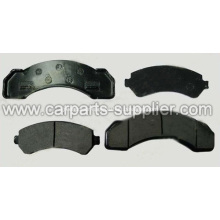 Brake Pad D184 7806 7108