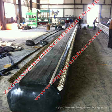 High Performance Rubber Core Mold for Curlvert Making (50mm-2200mm)