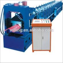 Оборудование для формирования и изготовления хребтов крыши, изготовленное в Китае для мирового рынка