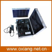 Kits solaires portatifs de Systerm d'énergie / kits de camping utilisent le système solaire à la maison