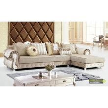 Royal, sofá da tela, Europa sofá, sofá Ciff (8802)
