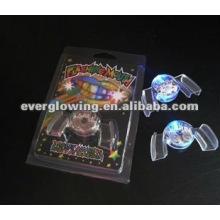 LED piscando dentes guarda