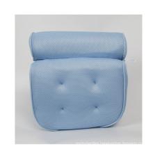Luxurious Bath Pillow Ergonomic Bathtub Cushion for waterproof luxurious spa bath tub pillow spa, 3d pvc bath neck pillow