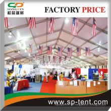 Riesige Zelte 30x70m für Outdoor-große Messen