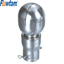 Нержавеющая сталь резервуар принадлежности болт-type уборка мяч