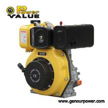 zerteilt leiser Dieselmotor-6.7HP Zh178f (E)