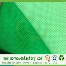 China tecido têxtil fabricação de tecido não tecido (SS7)