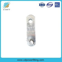 Galvanized Forged Steel Parallel Groove Clevis
