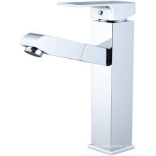 Square Pull out Kitchen Faucet