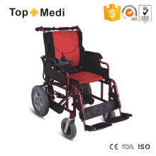Cadeira de rodas elétrica multifuncional de moda para idosos