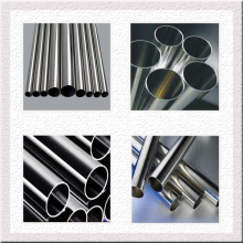 SUS 201 304L 316L Welded Decorated Stainless Steel Tube