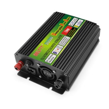 Onduleur portable portable Black-Appearance 500 Watt