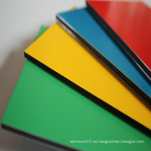 Letrero de publicidad Panel de aluminio compuesto (XH20120820)