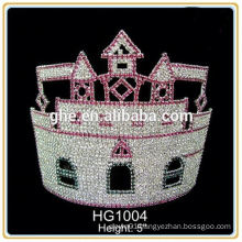 9 years no complaint factory directly metal princess crown