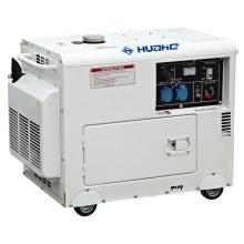 5GF-B03 Silent Type Single Phase Diesel Power Generator, Diesel Generator (5KW)