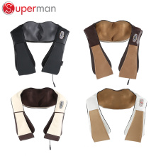 china hot selling products infrared kneading shiatsu neck neck shoulder massage