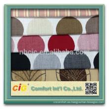 tapicería ashley muebles tela