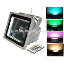 Best quality good price 12-24v 100-240v 86-265v 50W RGB led projector spot 50w