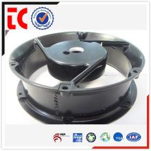 China OEM custom made aluminium round fan case die casting