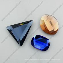 Piedras cristalinas flojas de cristal del espejo de 8m m-25m m para los accesorios de la joyería