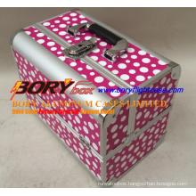 Aluminum Cosmetic Case Details as Below