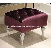 Tissu de salon de Style post-moderne assise tabouret (LS-311)